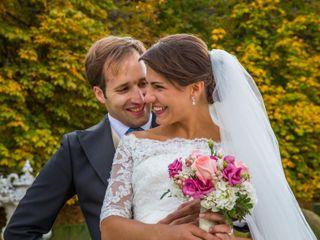 La boda de Zinaida y Javier