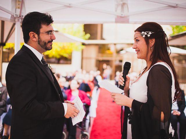 La boda de Miryam y Max en Granollers, Barcelona 2