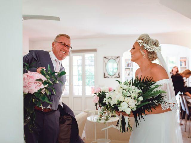La boda de Kye y Beth en Marbella, Málaga 5