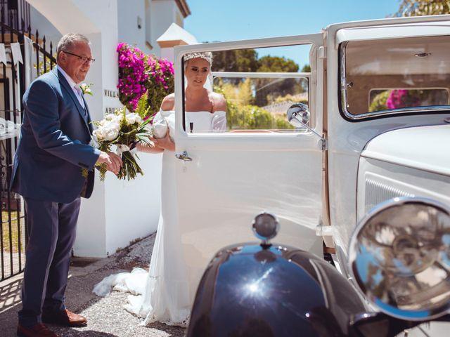 La boda de Kye y Beth en Marbella, Málaga 6