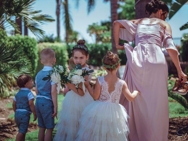 La boda de Kye y Beth en Marbella, Málaga 8