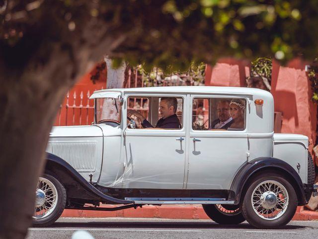 La boda de Kye y Beth en Marbella, Málaga 9