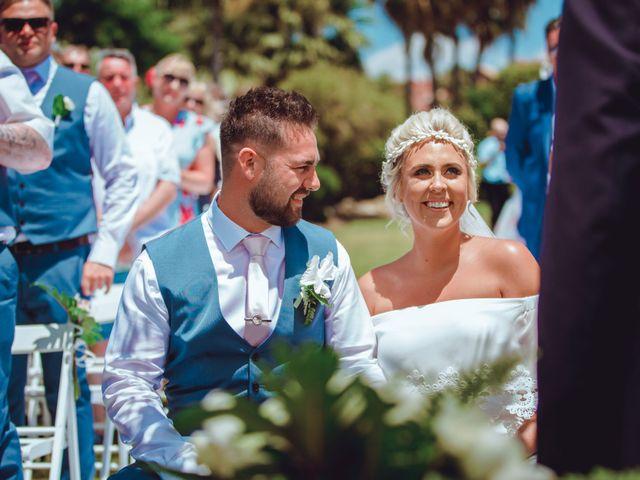 La boda de Kye y Beth en Marbella, Málaga 13