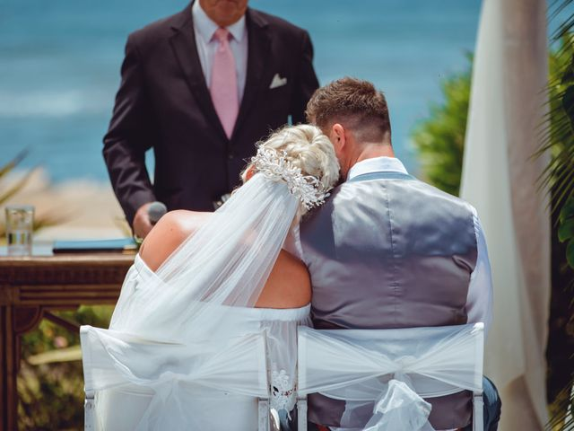 La boda de Kye y Beth en Marbella, Málaga 15