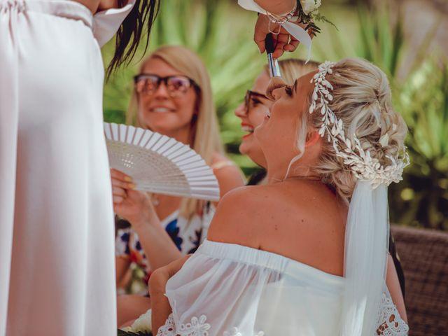 La boda de Kye y Beth en Marbella, Málaga 20