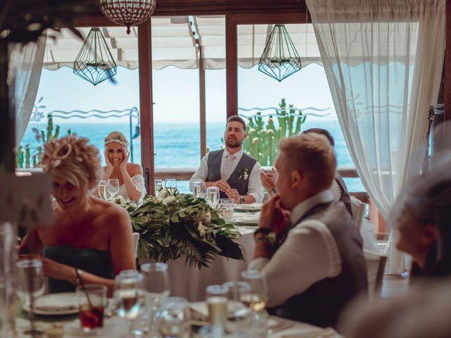 La boda de Kye y Beth en Marbella, Málaga 23