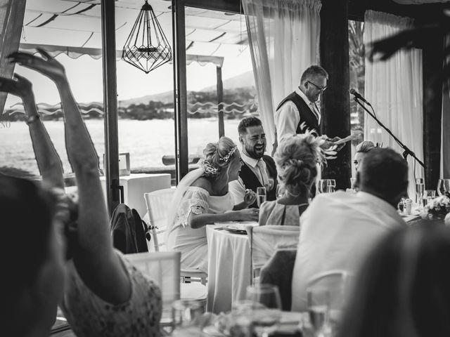 La boda de Kye y Beth en Marbella, Málaga 24