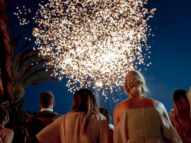 La boda de Kye y Beth en Marbella, Málaga 35