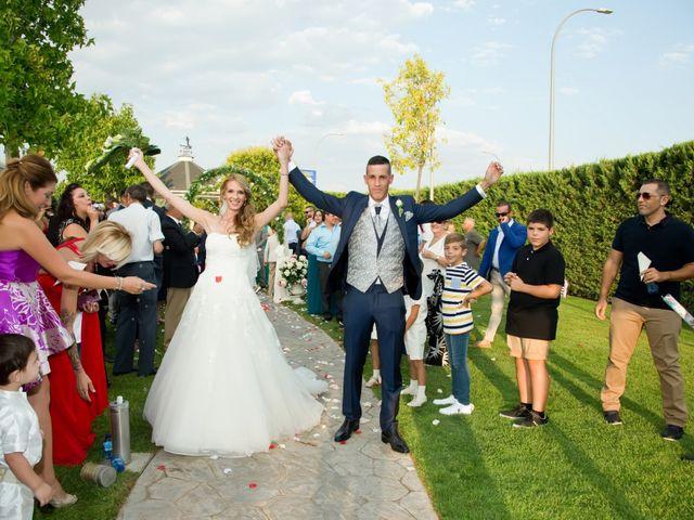 La boda de Eduardo  y Alba  en Guadalajara, Guadalajara 7