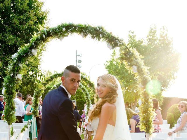 La boda de Eduardo  y Alba  en Guadalajara, Guadalajara 8