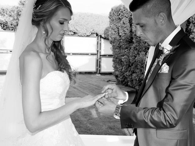 La boda de Eduardo  y Alba  en Guadalajara, Guadalajara 12