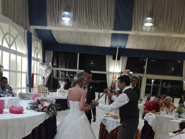 La boda de Eduardo  y Alba  en Guadalajara, Guadalajara 39