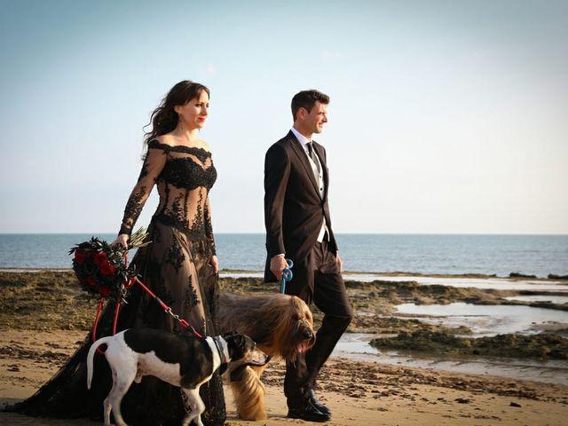 La boda de Ana María y Stephane