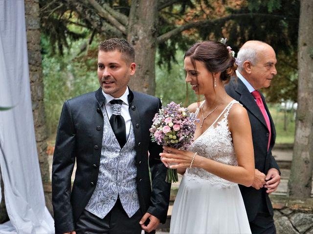 La boda de Mireia y Alvar en Vallfogona De Riucorp, Tarragona 1