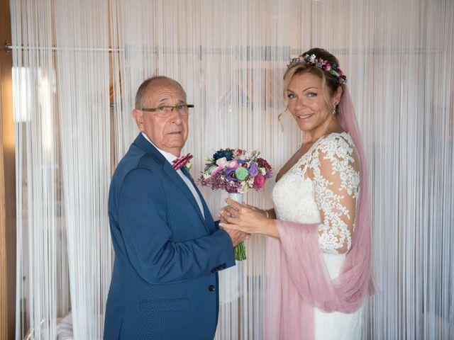 La boda de Jorge y Merche en Alhaurin De La Torre, Málaga 34