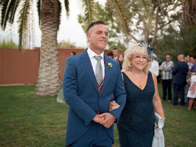 La boda de Jorge y Merche en Alhaurin De La Torre, Málaga 38