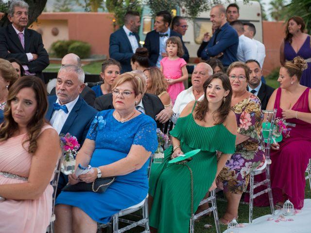 La boda de Jorge y Merche en Alhaurin De La Torre, Málaga 42