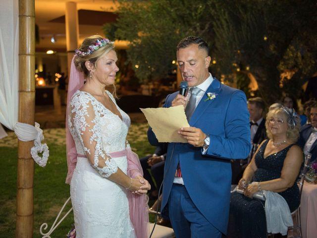 La boda de Jorge y Merche en Alhaurin De La Torre, Málaga 46