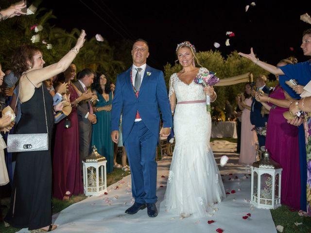 La boda de Jorge y Merche en Alhaurin De La Torre, Málaga 49