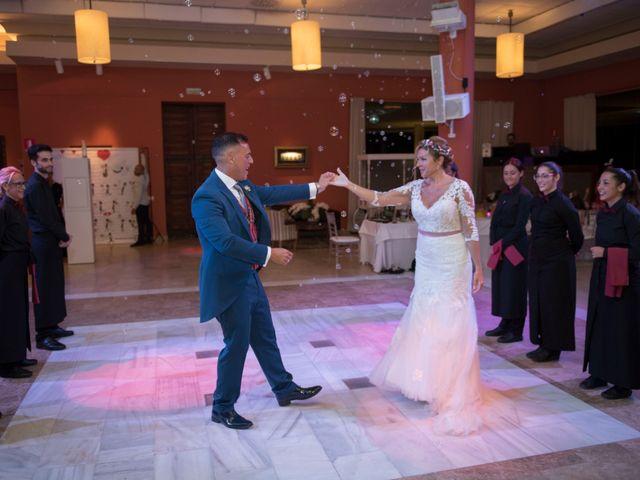 La boda de Jorge y Merche en Alhaurin De La Torre, Málaga 55