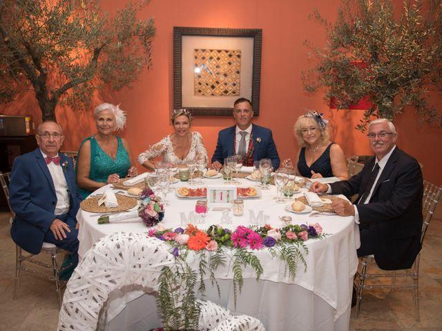 La boda de Jorge y Merche en Alhaurin De La Torre, Málaga 57