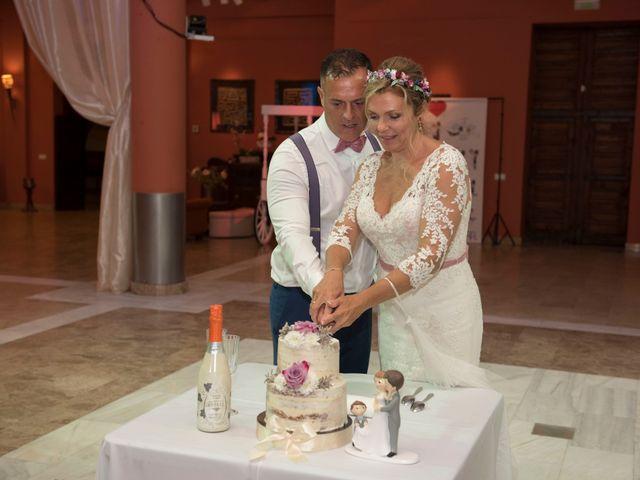 La boda de Jorge y Merche en Alhaurin De La Torre, Málaga 59