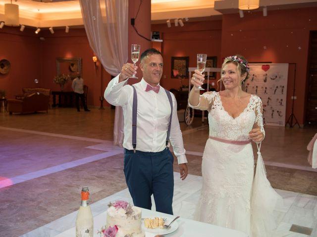 La boda de Jorge y Merche en Alhaurin De La Torre, Málaga 60