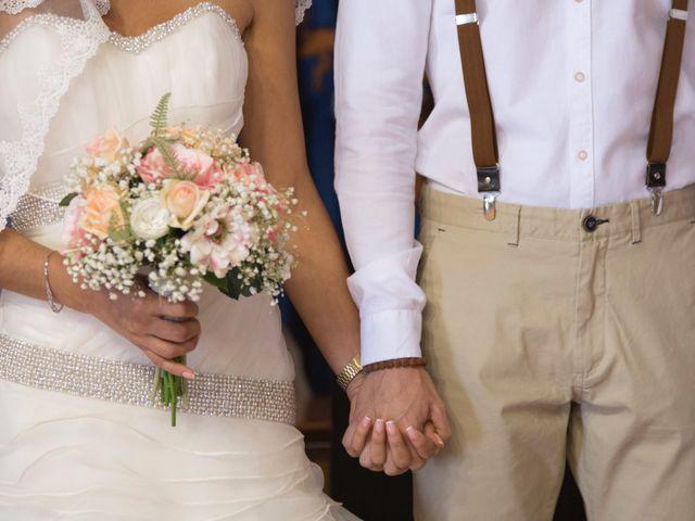 La boda de Emilio y Mabel en Vecindario, Las Palmas 1