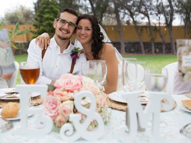 La boda de Emilio y Mabel en Vecindario, Las Palmas 4