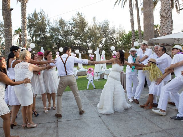 La boda de Emilio y Mabel en Vecindario, Las Palmas 7