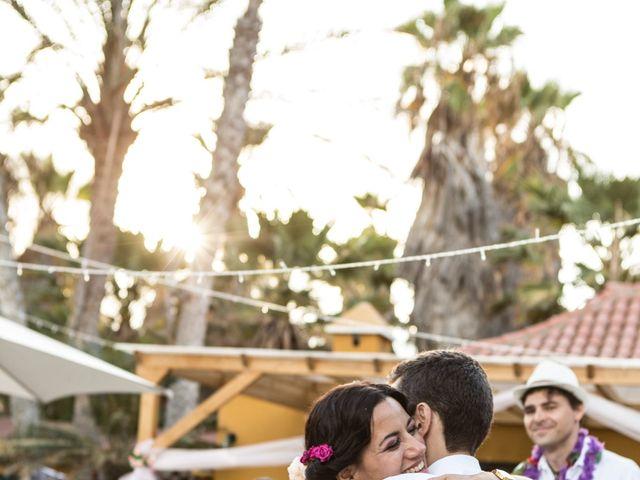 La boda de Emilio y Mabel en Vecindario, Las Palmas 8