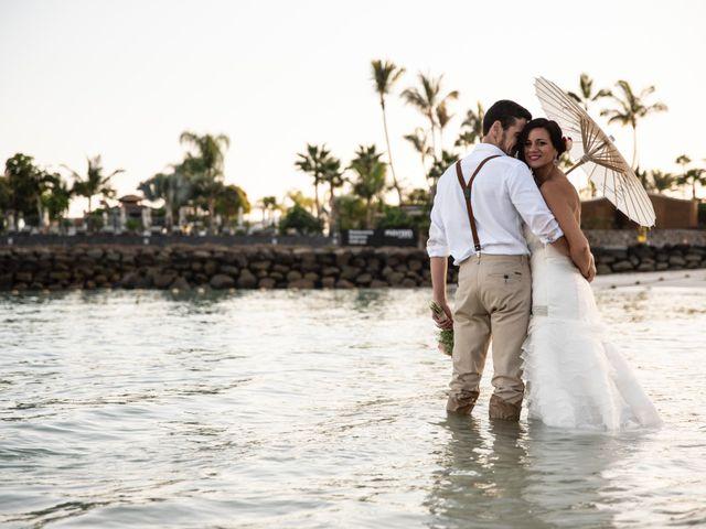 La boda de Emilio y Mabel en Vecindario, Las Palmas 12