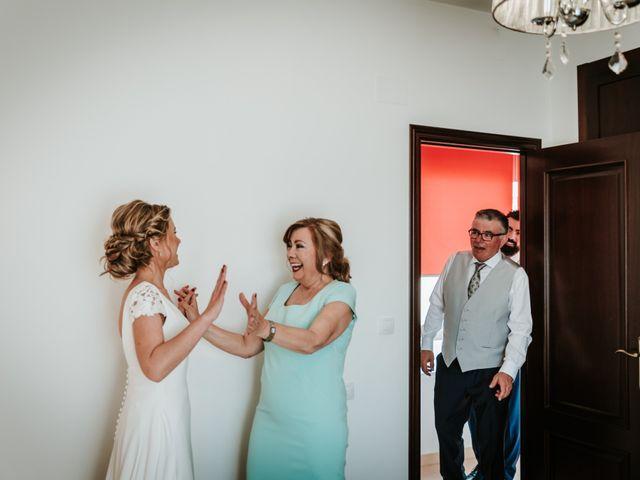 La boda de Sebas y Marta en Palma Del Rio, Córdoba 19