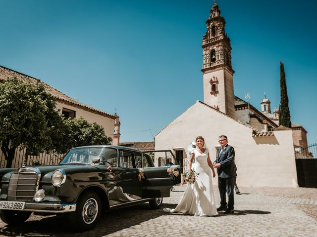 La boda de Sebas y Marta en Palma Del Rio, Córdoba 24