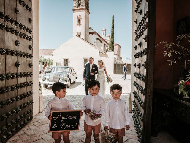 La boda de Sebas y Marta en Palma Del Rio, Córdoba 25