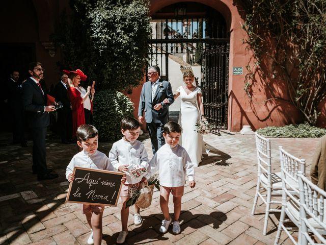 La boda de Sebas y Marta en Palma Del Rio, Córdoba 26