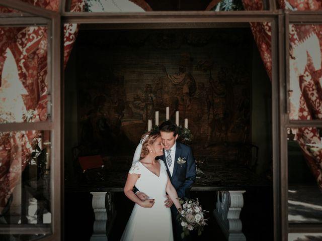La boda de Sebas y Marta en Palma Del Rio, Córdoba 34