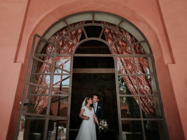 La boda de Sebas y Marta en Palma Del Rio, Córdoba 35
