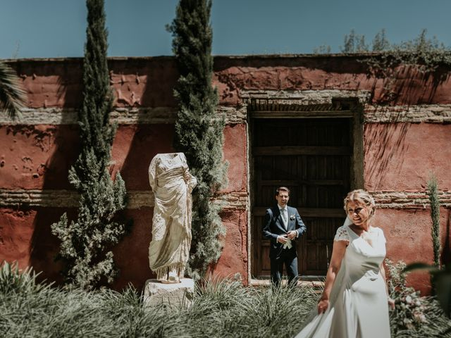 La boda de Sebas y Marta en Palma Del Rio, Córdoba 37