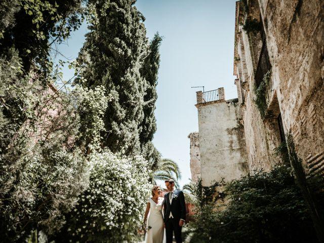 La boda de Sebas y Marta en Palma Del Rio, Córdoba 39