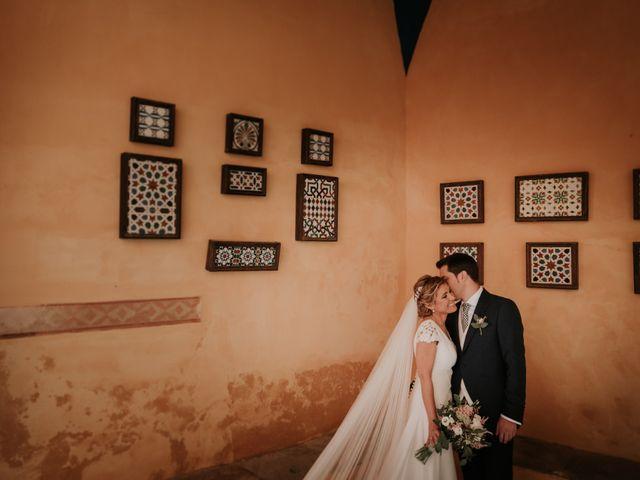La boda de Sebas y Marta en Palma Del Rio, Córdoba 40