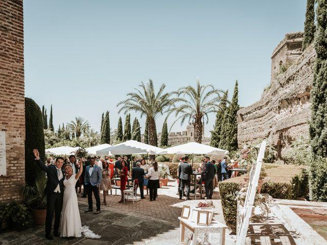 La boda de Sebas y Marta en Palma Del Rio, Córdoba 41