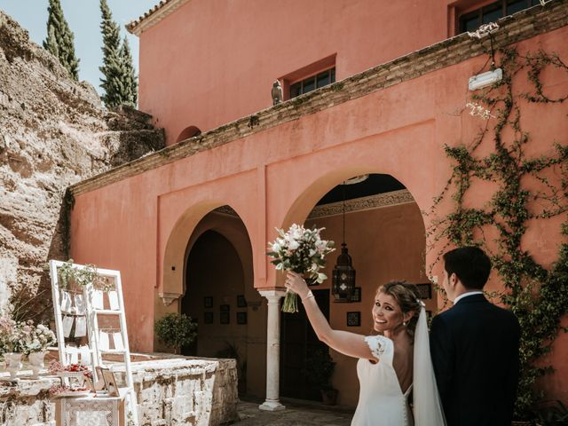 La boda de Sebas y Marta en Palma Del Rio, Córdoba 42