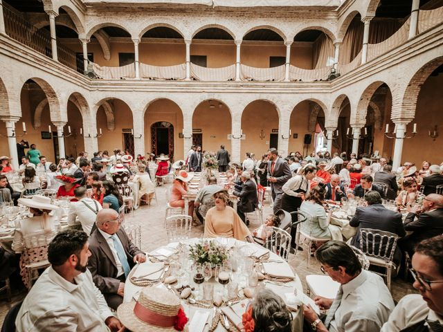 La boda de Sebas y Marta en Palma Del Rio, Córdoba 50