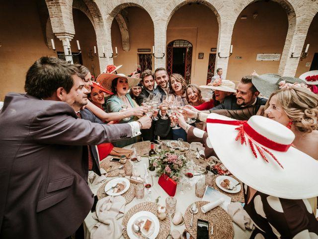 La boda de Sebas y Marta en Palma Del Rio, Córdoba 53