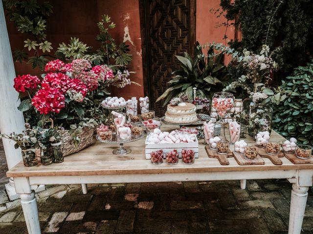 La boda de Sebas y Marta en Palma Del Rio, Córdoba 55