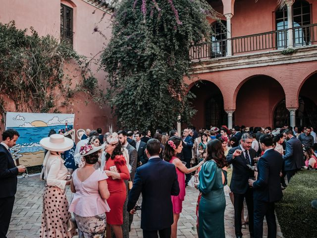 La boda de Sebas y Marta en Palma Del Rio, Córdoba 57