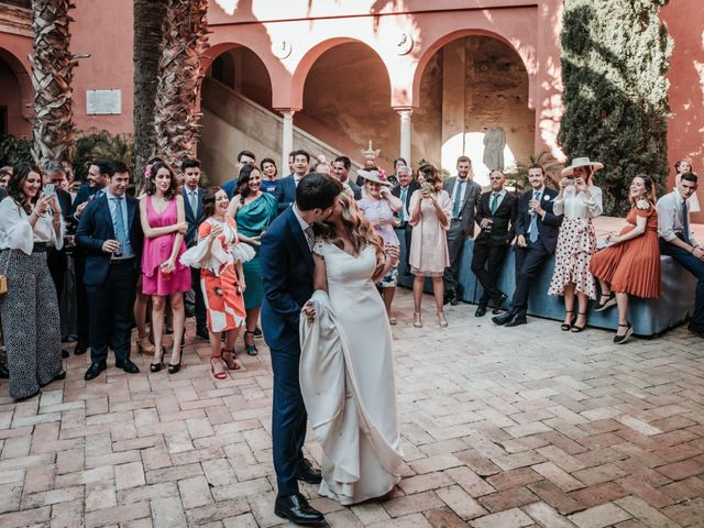 La boda de Sebas y Marta en Palma Del Rio, Córdoba 59