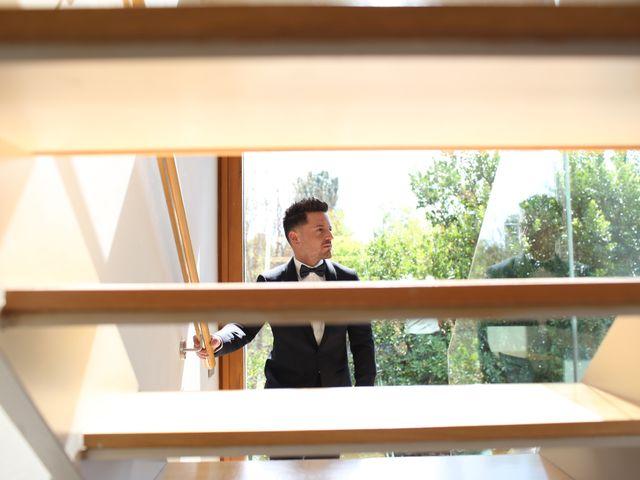 La boda de Jonathan y Anna en Sant Cugat Del Valles, Barcelona 4
