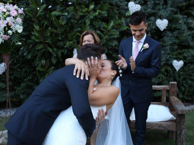 La boda de Jonathan y Anna en Sant Cugat Del Valles, Barcelona 20